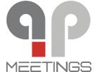 Logo AP Meetings